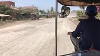 Tuktuk Kampot