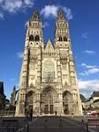 De kathedraal van Tours