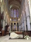 Kathedraal van Tours, binnenwerk