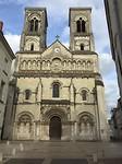 De Jacobuskerk in Chatellerault