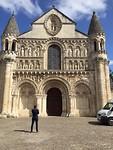 Romaanse kerk, Poitiers
