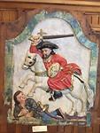 Jacobus als Morendoder. 'Matamoros'