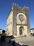 Kerk van Portomarin
