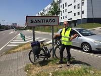 Santiago, big city