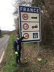 Frankrijk: ons vijfde land in één week!
