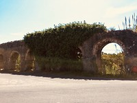 Stukje van een vele kilometerslang aquaduct