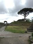 Het opgegraven Pompei