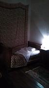 Okn slaapkamer: 16€ incl ontbijt