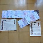 Mijn Compostela en credential