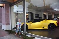 Roan's Lamborghini