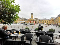 Place Ducale in Charleville-Mézières