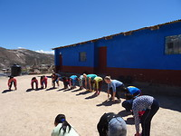 School in Ayacucho