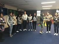 San Marcos Studenten