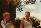 els en peter in Afrika in 1981