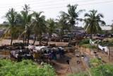 het dorpje Biriwa