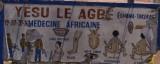 bij de medicijnman in Lomé Togo