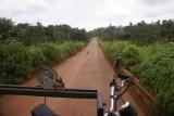 de weg naar het zuiden