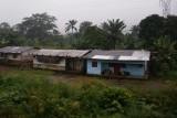 dorpjes langs de weg