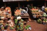 fruit en groente in overvloed