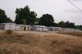 gezellig \'golfplaten\'dorp in Gabon