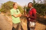 intervieuw voor radio namibe