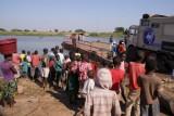 pont bij het dorpje Chipanga