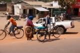 de fiets taxi