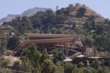 de kerken van Lalibela, van Unesco moesten ze onder een afdakje