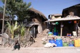Lalibela dorp