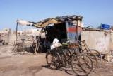 de fietsenwinkel