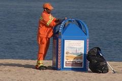 vuilnismannen, de helden van Dubai