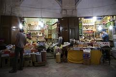 bazar in Kerman
