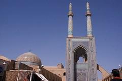 Moskee in Yazd (2)