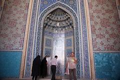 moskee in Yazd