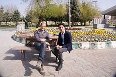 in Orumiyeh met Nasser