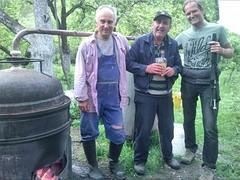 aan de drank in Slowakije