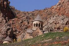 een van de vele kerken