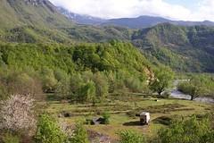 overal vrij kamperen in Georgië
