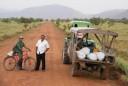 openbaar vervoer in de Savanne