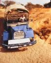 nostalgie._._.1985 en met een van onze eerste vrachtwagens op reis door Afrika_