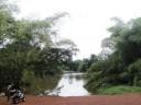 in de buurt van het dorp Cacao Frans Guyana