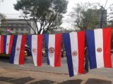 de vlag van Paraguay