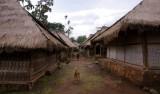 Sasakdorp in centraal Lombok