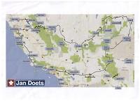 Route Amerika reis