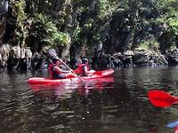 Tsitsikamma kayak en lilo's