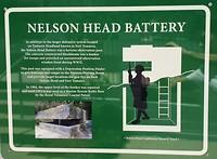 Bij de vuurtoren van Nelson Bay staat ook een bunker uit WWII