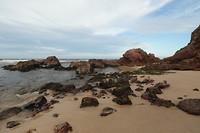 Strand bij Port Macquarie