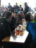 Feestje bij station Eschenau