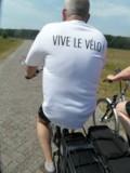 'Leve de fiets!'