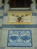 'Azulejos' op NS-station Haarlem